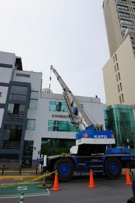 instalacion sistema de aire acondicionado clinica good hope en lima peru airson ingenieros 4