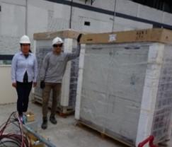 instalacion sistema de aire acondicionado clinica good hope en lima peru airson ingenieros 6