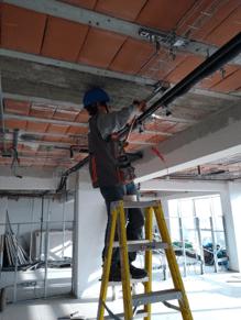 instalacion sistema de aire acondicionado unique yanbal en lima peru airson ingenieros 10