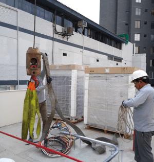 instalacion sistema de aire acondicionado unique yanbal en lima peru airson ingenieros 5