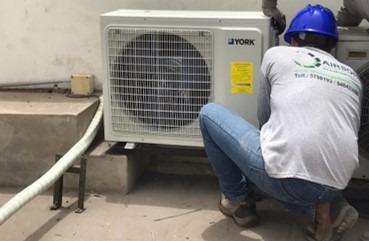 instalacion sistema de aire acondicionado unique yanbal en lima peru airson ingenieros 8