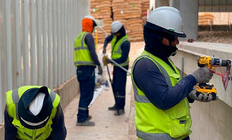 isntalacion sistema de deteccion de incendios en lima peru airson ingenieros