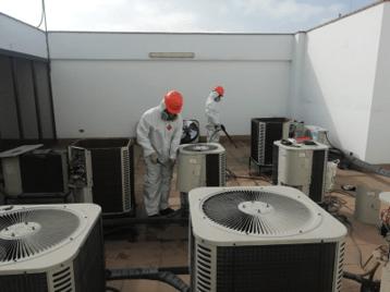 mantenimiento sistema de aire acondicionado pandero en lima peru airson ingenieros 6