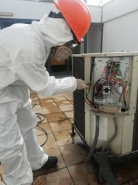 mantenimiento sistema de aire acondicionado pandero en lima peru airson ingenieros 8
