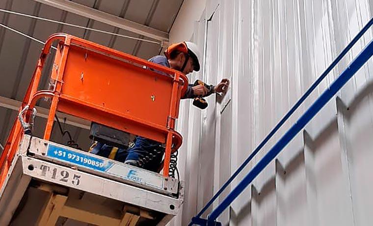 mantenimiento sistema de deteccion de incendios en lima peru airson ingenieros